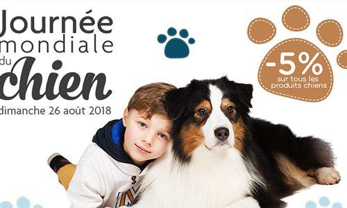 journée mondiale du chien 2018